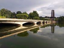 Bohaterzy Pomnikowi w Carol parku Bucharest zdjęcie stock
