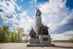 Bohdan Khmelnytsky Royalty Free Stock Photography