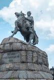 Bohdan Khmelnytsky Royalty Free Stock Image