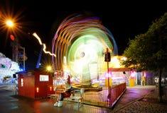 Boheems Prater Park, Wenen, Oostenrijk Stock Afbeelding