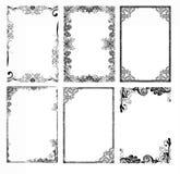 Boheemse Frames royalty-vrije illustratie