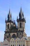 Bohemia domkyrka Royaltyfri Bild