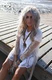 Bohemian fashion Stock Photos