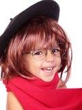 Bohemian girl Royalty Free Stock Photography