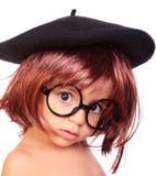 Bohemian girl Stock Photo