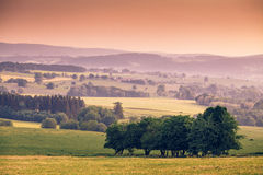 Bohemian landscape Royalty Free Stock Photo