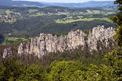 Bohemian Paradise Royalty Free Stock Photo