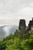 Bohemian Switzerland Royalty Free Stock Photos
