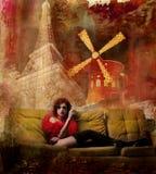 Bohemien Image libre de droits