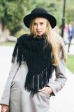 Bohemienne Girl Stock Photography