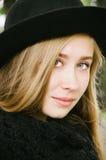 Bohemienne girl Stock Photos