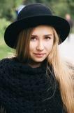 Bohemienne girl Stock Photo