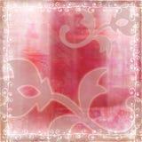 bohemisk blom- zigensk scrapbooktapestry för bakgrund arkivfoto