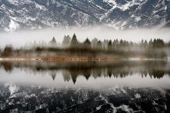 Bohinj Royalty Free Stock Photo