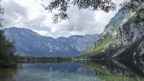Bohinj Jezioro Fotografia Royalty Free