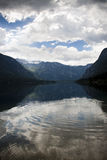 Bohinj lake Stock Photos