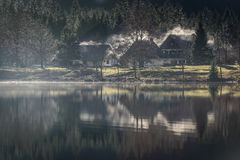 Bohinj Lake Royalty Free Stock Photos