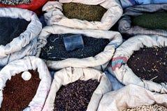 Bohnen für Verkauf Lizenzfreies Stockbild
