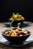 Bohnensalat Lizenzfreies Stockbild