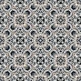 Boho-Blumen-Muster Lizenzfreie Stockfotos