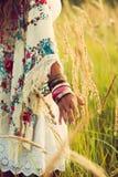 Boho fashion Royalty Free Stock Images