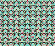Boho geometric pattern. Royalty Free Stock Images
