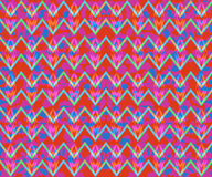Boho geometric pattern. Royalty Free Stock Image
