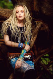 Boho and hippie Stock Photos