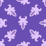Boho inconsútil del ornamento escarabajos Imagen de archivo