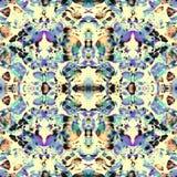 Boho kaleidoscope pattern. Royalty Free Stock Photos
