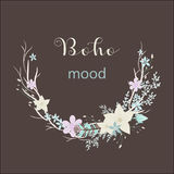 Boho mood Royalty Free Stock Image