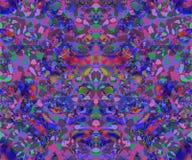 Boho tie dye pattern. Stock Photo