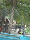 Bohol-Inselstrand Lizenzfreie Stockfotografie
