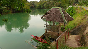 Bohol river Stock Image