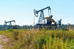 Bohrung, Bohrung, bohrend, Gas, Öl, Bergbau und verarbeiten, Produktion Stockbilder