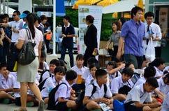 BOI 2011 Bangkok juste, Thaïlande Image libre de droits
