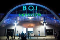 BOI ANGEMESSENES 2011 Bangkok, Thailand Stockbild