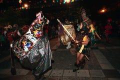 boi Brazil bumba karnawałowy festiwalu meu obrazy stock