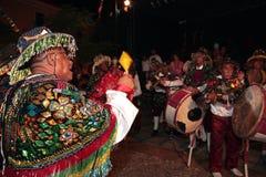 boi Brazil bumba karnawałowy festiwalu meu Fotografia Stock