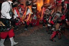 boi Brazil bumba karnawałowy festiwalu meu Obraz Royalty Free