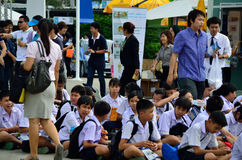BOI fair 2011 Bangkok,Thailand Royalty Free Stock Image
