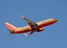boiengsouthwest för 737 flygbolag Royaltyfri Fotografi