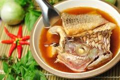 Boil dei pesci della Cambogia di Garcinia Fotografia Stock