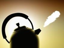 Boil kettle Stock Image