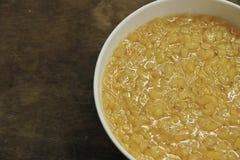 Boil sugar, soy Stock Photo