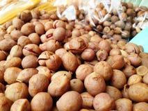 Boiled Bambara Groundnut Royalty Free Stock Image