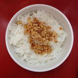 Boiled basmati rice Royalty Free Stock Images