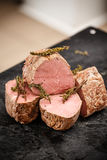 Boiled beef meat Royalty Free Stock Images