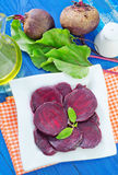 Boiled beet Stock Photo