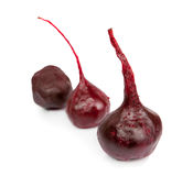 Boiled beetroot Royalty Free Stock Photos